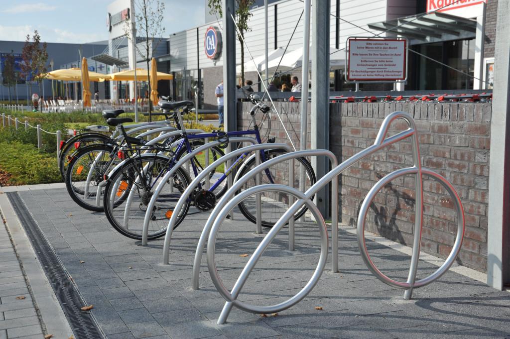 Fahrradparker-Dynabike
